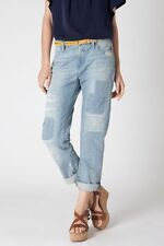 NWT Anthropologie Holding Horses Patchwork Gable Boyfriend Jeans 26 27 28 29 NEW