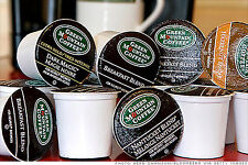 96 count GREEN MOUNTAIN Bulk Lot wholesale KEURIG K-Cup Single cup Coffee pods