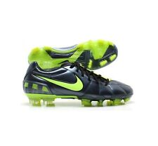 Nike Total 90 T90 Laser III LTD FG 2011 Soccer Shoes Brand New M Dusk/Volt/Black