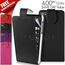FLIP WALLET LEATHER CASE COVER FOR BLACKBERRY Z10 BB 10