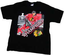 NHL Chicago Blackhawks 2010 Stanley Cup Finals Patrick Kane Graphics T Shirt