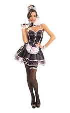 Adult Sexy French Maid Costume Halloween