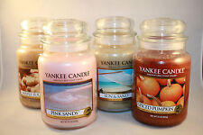 Yankee Candle 1 Wick Large Jar Candles Pick Your Scent