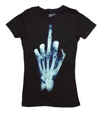IRON FIST T SHIRT DOES THIS LOOK BROKE LADIES TEE