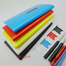 New Back Housing Cover Case Door Cover with Sim tray For Nokia lumia 920