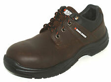 Safety Work Shoes Black And Decker Riderwood Steel Toe