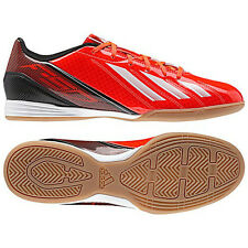 adidas F 10 TRX IN INDOOR  2013 Soccer Shoes Red/Black/White Brand New