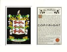 MC LINDEN to MC STAY - Your Family Coat of Arms Crest & History