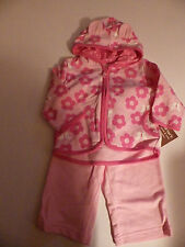 NWT~Carters Infant Girls Quick and Cute Combo, Pink