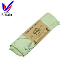 Biobag 240 Litre Biodegradable Compostable Food Waste Kitchen Bin Liners 5 Bags