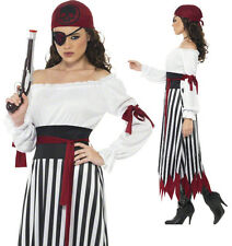 Womens Sexy Pirate Wench Halloween Costume