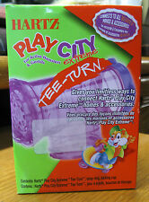 Hartz Play City Extreme Hamster & Gerbil  Tee-Turn_New in box_FREE SHIPPING!
