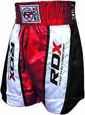 RDX Boxing Trunks MMA Grappling Kick Martial Arts Muay Thai Shorts Fight Men CA