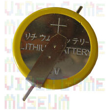 Lithium Battery Solder Tabs CR2032 CR2025 CR1616 to Repair NES SNES Game Boy GBA