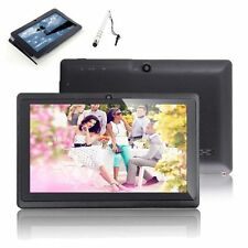 "7"" Android 4.1 Touch Pad 8GB Tablet PC PPC Wi-Fi 2 Cameras + Case Stylus 6 color"
