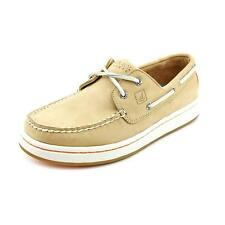Sperry Top Sider Sperry Cup 2-Eye Mens Nubuck Leather Boat Shoes
