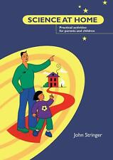 NEW Science At Home by John Stringer Paperback Book (English) Free Shipping