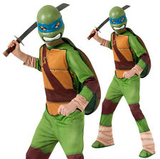 Leonardo Teenage Mutant Ninja Turtles Kids Halloween Costume