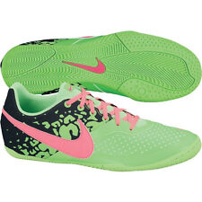 Nike Nike5 Elastico 2nd Edt  IN 2013 Soccer Shoes Green / Black / Pink
