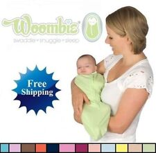 New Original WOOMBIE Baby Cocoon Swaddle Blanket ~ Choose Size/Color
