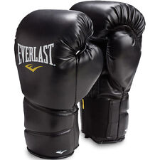 Everlast Protex2 Vinyl Boxing Gloves - Black