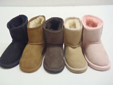 Sheepskin Ugg Boots-Childrens Short Surf-All Colours-All Sizes