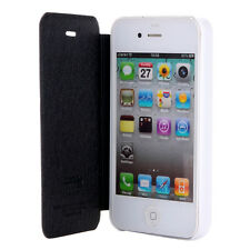 KLD Iceland Series Leather Flip Case Cover for iphone 4/4s