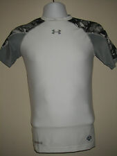 NWT MEN UNDER ARMOUR 1236230 -100 NFL CAMO AUTHENTIC SHATTER SELECT SIZE $40
