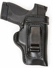 Pro Carry HD Leather Gun Holster For Ruger LC9 LC380 LCP380 SR9 SR45 LCR SR22