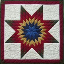 """Wallhanging Quilting Kits by Rachaels of Greenfield  Made in USA 22x22"""" finished"""