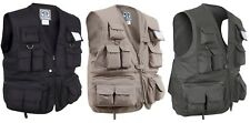 vest travel fishing hunting uncle milty various colors and sizes rothco 7546