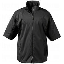 Greg Norman Mens Epic Ultra Light Short Sleeve Rain And Wind Jackets