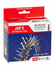 Joe's No-Flats Super Sealant Self Sealing Mountain Bike Inner Tube 26, 27.5, 29""