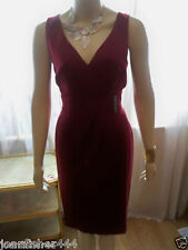 KALEIDOSCOPE RASPBERRY CREPE  DIAMANTE WRAP  DRESS  10,12,14,18 IN STOCK