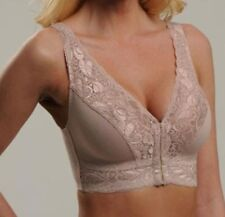 Valmont Cotton Sleep & Leisure Lacy Front Hook Bra