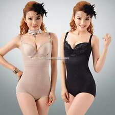 Lovely Women Lady Underbust Waist Cincher Tummy Control Slim Full Body Shaper SH
