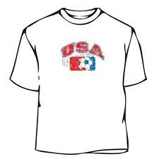 FIFA World Cup 2014 USA Soccer Fan Tee Shirt