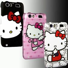 Case for Motorola Atrix HD Cover Skin PC Hard Hello Kitty AT&T LTE MB886