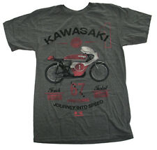 Kawasaki A7R Motorcycle Journey Into Speed T-Shirt