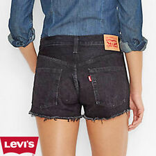 VINTAGE LEVI DENIM SHORTS HIGH WAISTED HOTPANTS 501s  6 8 10 12 14 16 18 20 501s