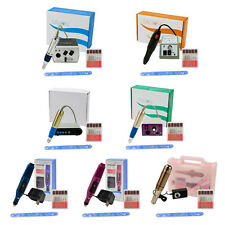 Professional Salon Manicure Digital Electric Nail File Drill KITS CHOOSE Bundle