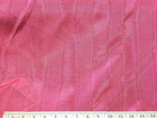 Discount Fabric Moire` Bengaline Faille French Rose 166MR