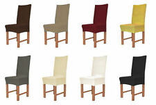 Elastic Chair Cover From Cotton