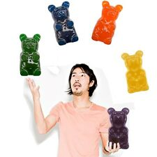 World's Largest Gummy Bears Flavored Giant Gummy Bear 5 lbs.