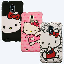 Case for Samsung Epic 4G Touch Galaxy S II 2 for Sprint Hello Kitty Cover D710