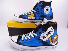 Converse The Simpsons HOMER DOH! Chuck Taylor All Star Sneakers 141392C RARE!