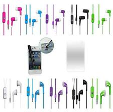 Earphone For Blu Life Play Stereo Headset + Stylus + Screen Protector L100a
