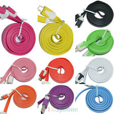 1M 3FT 2.0 USB DATA CHARGER CHARGE CABLE FOR HTC ONE M7 M8 MAX S V BUTTERFLY
