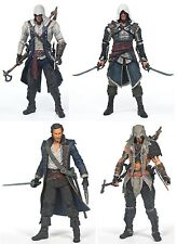 Assassins Creed Series 1 Action Figure McFarlane Sold Separately or as Set of 4