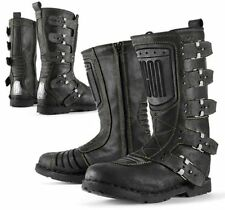 Icon Womens 1000 Collection Elsinore Leather Boots
